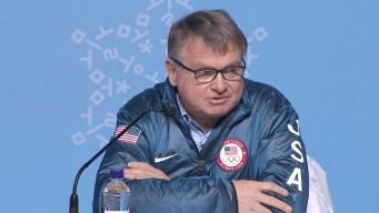 USOC Sports Chief: We'll Take a Hard Look at US Performance