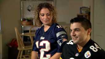 Patriots vs. Steelers: A House Divided