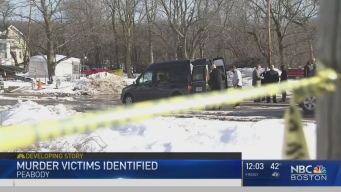 Peabody, Mass. Double Homicide Results in Death of Couple