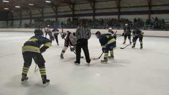 Hockey Game Benefits Wounded Service Members