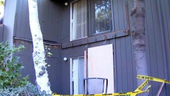Balcony Collapses at Mountain View Condo Complex