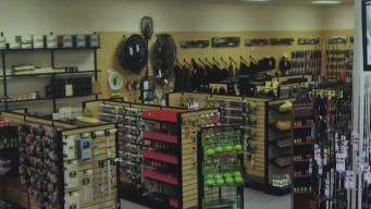 Battle Continues Over New Gun Store in San Carlos