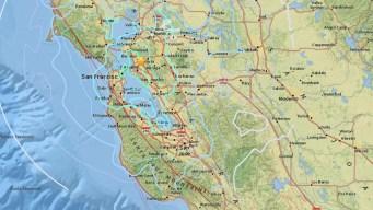 M4.4 Earthquake Rattles Bay Area