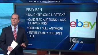 Bay Area Family Banned From Selling on EBay