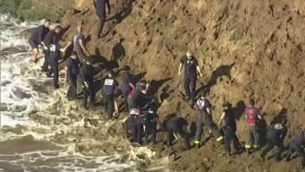 Bay Area Hillsides Vulnerable for Collapse