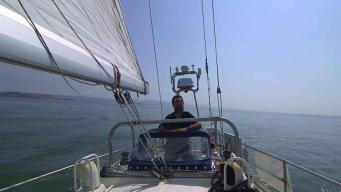 Bay Area Sailor to Set Out on First-of-its-Kind Adventure