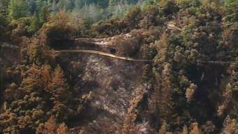 Flare-Up Ignites Where Bear Fire Burned Near Boulder Creek