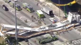 Vallejo Bridge Built Like Collapsed Florida Span is Safe: Caltrans
