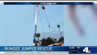Bungee Jumper Who Was Stuck Recalls the Horrifying Event
