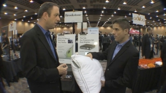 TV Speaker-Equipped Pillow Launched at CES