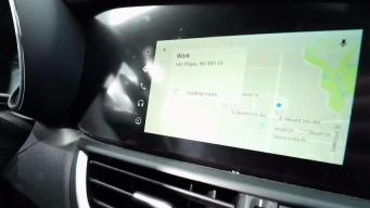 CES 2018: Google Assistant Leads You to Parking Space