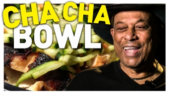 How Orlando Cepeda's Famous Cha Cha Bowl is Made