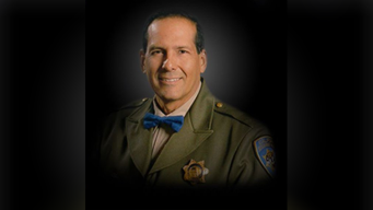 Family, Colleagues Mourn Sgt. Steve Licon at an Emotional Memorial