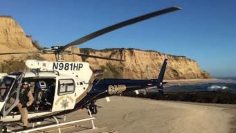 Son, Father Rescued From Ocean Near Half Moon Bay