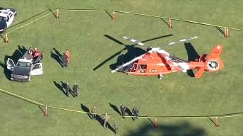 Coast Guard Chopper Makes 'Precautionary Landing' in SF