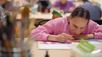 SF Nonprofit Helps Artists With Developmental Disabilities