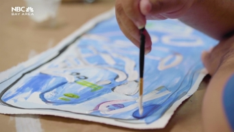 San Francisco Nonprofit Helps Artists With Developmental Disabilities 'Show Their True Talents'