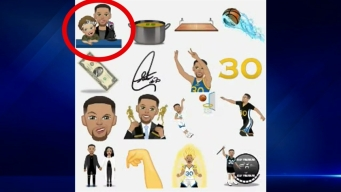 Steph Curry Emojis Dominate Competition
