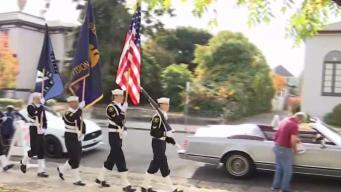 Veterans Day Parade Honors Petaluma Vets