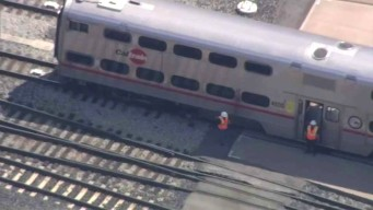 Caltrain Reopens After Vehicle Strike