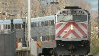 Caltrain Hits and Kills Woman on Tracks in Mountain View