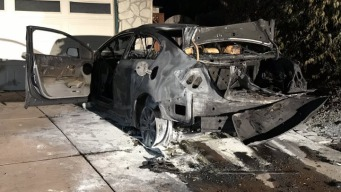 Questions Arise Amid Series of East Bay Car Fires