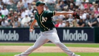 Bassitt Throws 7 Innings as Athletics Beat White Sox 2-0