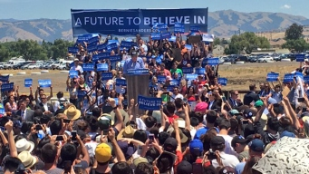 Bernie Sanders Coming Back to Bay Area for Rallies