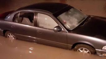 Vallejo Water Main Break Floods Cars, Second Break Reported