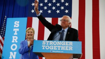 Sanders to Meet With Delegates Before DNC