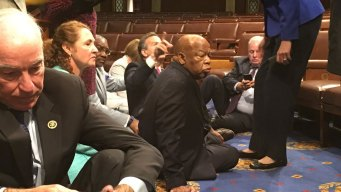 'No Bill, No Break': House Dems Stage Sit-In Over Guns