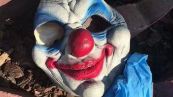 Clown Mask Left at SJ Theft May Be Tied to Other Crimes