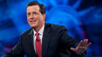 "Stephen Colbert Debuts ""Downton Abbey Breaking Bad"""