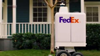 Coming Soon: FedEx Testing Out Shipping Robots