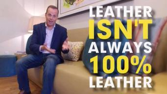 Consumer Tip Not All Leather is Created Equal