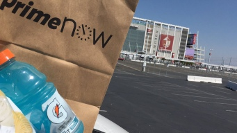 Amazon to Deliver to Tailgaters at 49ers Games