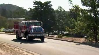 Crews in East Bay on Patrol to Stem Fire Danger