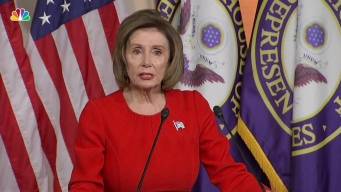 Pelosi: What Trump Did 'Makes What Nixon Did Look Almost Small'