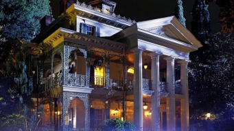 Disneyland Summons a Spirited 50th for the Haunted Mansion