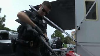 Daly City Holds Gun Buyback