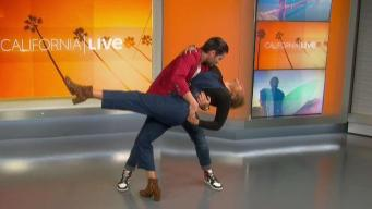 Dance Into the Weekend with Friday's Co-Host Val Chmerkovskiy