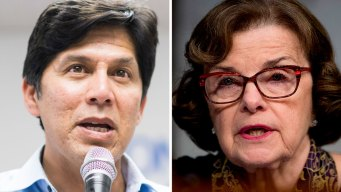 Democrats Feinstein, De Leon Face Off in November Election