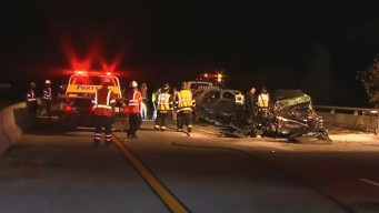 2 Dead in Wrong-Way Crash on Highway 85 in Mountain View