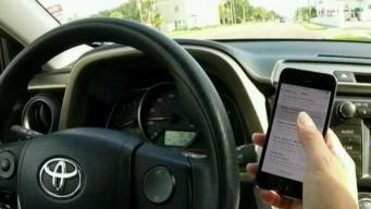 Many California Drivers Getting Away With Distracted Driving: NTSB