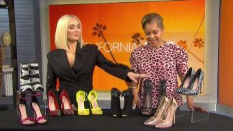 Erika Jayne Dazzles Us With Her New ShoeDazzle Holiday Collection