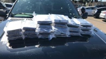 $1.5M in Fentanyl Found in Couple's Car in South San Diego