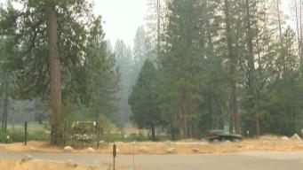 Fire Forces Evacuations in Yosemite National Park