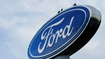 Ford Issues Recall for Seat Belt Attaching Bolts