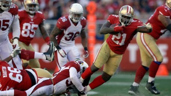 Reports: Frank Gore to Sign With Eagles
