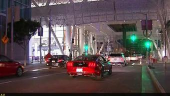 Fremont Street Under Transbay Terminal Reopens